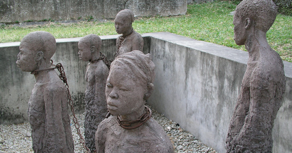 ZANZIBAR SLAVE TRADE TOUR