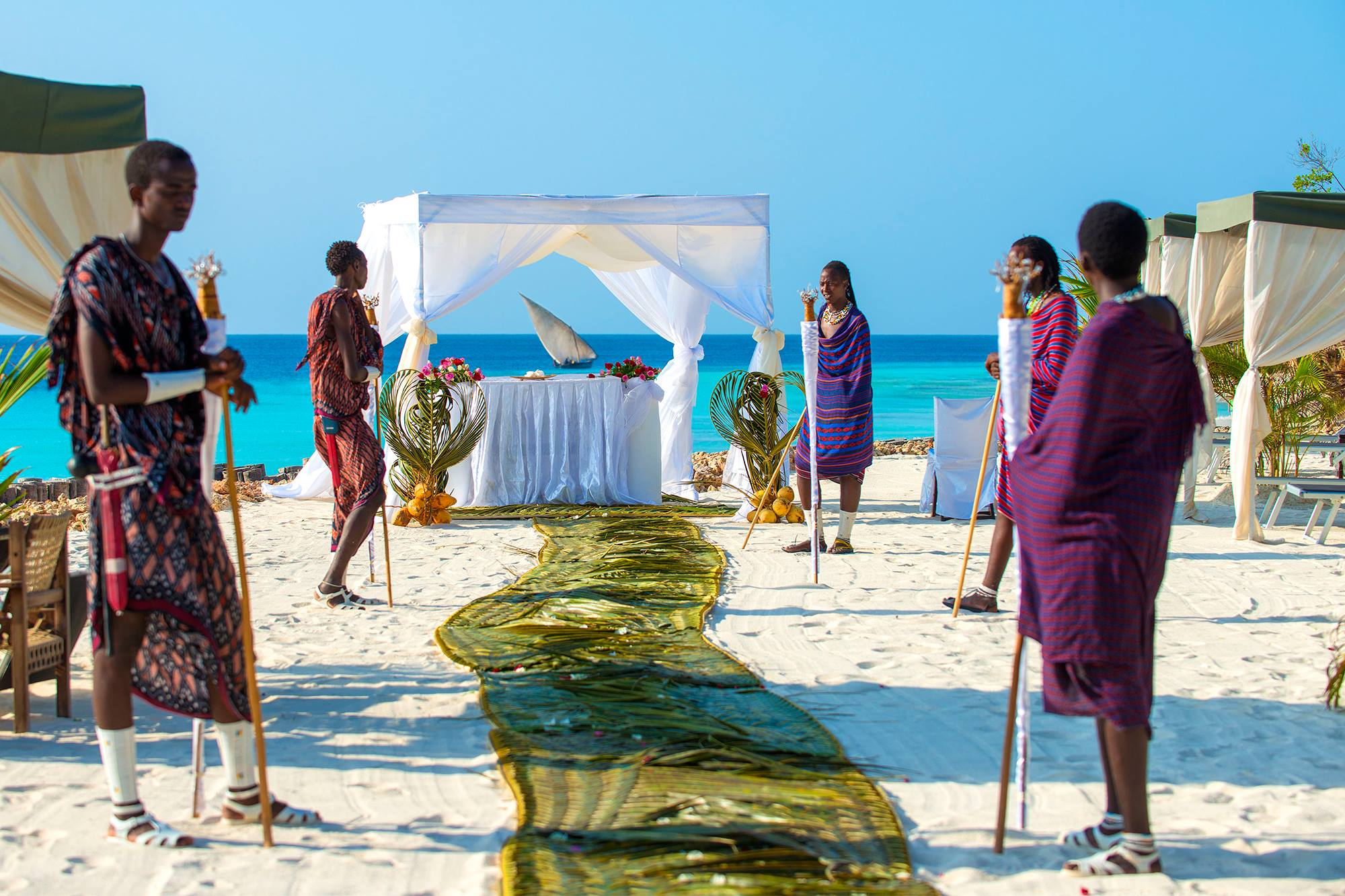 Getting Married in Zanzibar